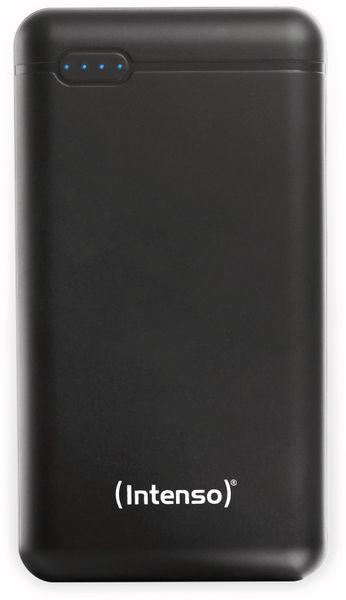 USB Powerbank INTENSO 7313550 XS 20000, 20.000 mAh, schwarz