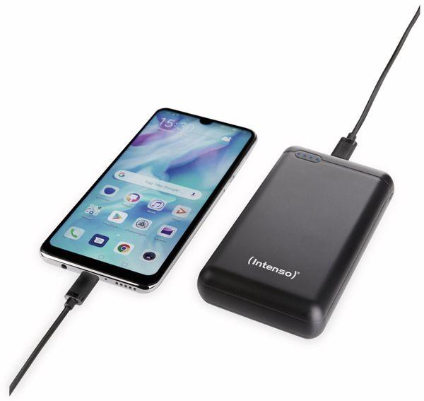 USB Powerbank INTENSO 7313550 XS 20000, 20.000 mAh, schwarz - Produktbild 4