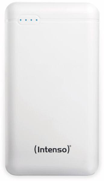 USB Powerbank INTENSO 7313552 XS 20000, 20.000 mAh, weiß