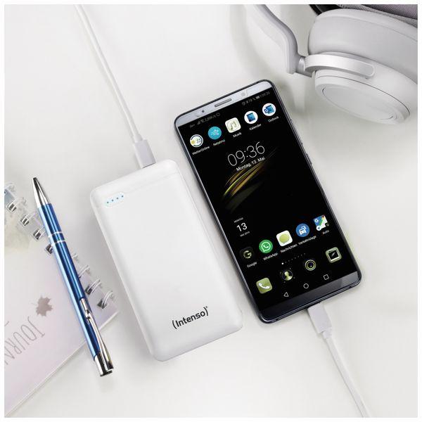 USB Powerbank INTENSO 7313552 XS 20000, 20.000 mAh, weiß - Produktbild 5
