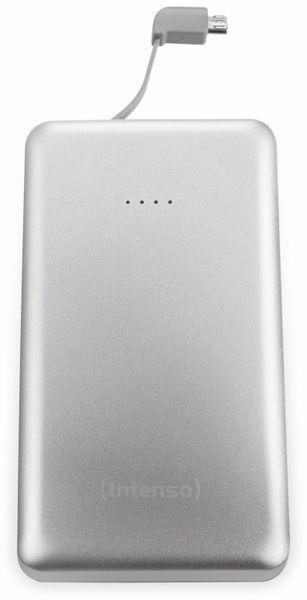 USB Powerbank INTENSO 7332531 S10000, 10.000 mAh, silber