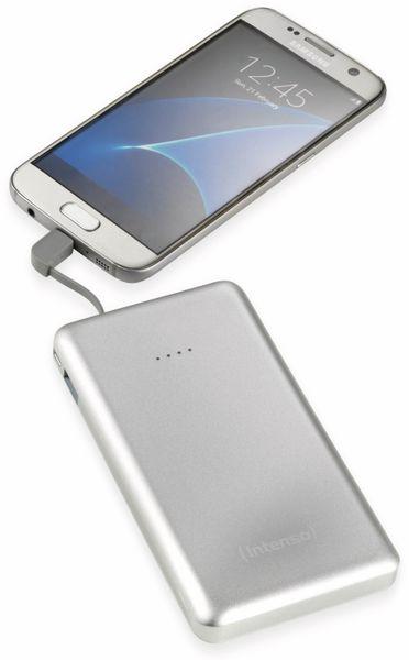 USB Powerbank INTENSO 7332531 S10000, 10.000 mAh, silber - Produktbild 4
