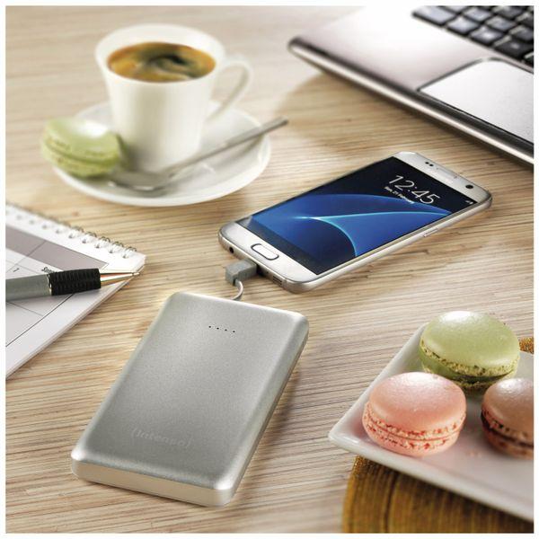 USB Powerbank INTENSO 7332531 S10000, 10.000 mAh, silber - Produktbild 7