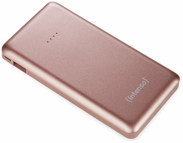 USB Powerbank INTENSO 7332533 S10000, 10.000 mAh, rosè - Produktbild 2