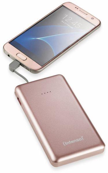 USB Powerbank INTENSO 7332533 S10000, 10.000 mAh, rosè - Produktbild 4