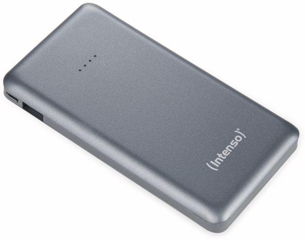 USB Powerbank INTENSO 7332534 S10000, 10.000 mAh, grau - Produktbild 2
