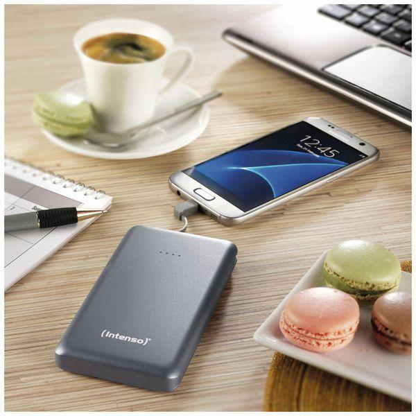 USB Powerbank INTENSO 7332534 S10000, 10.000 mAh, grau - Produktbild 7