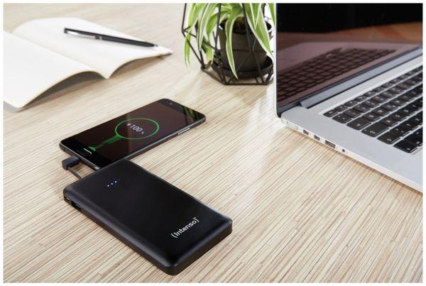 USB Powerbank INTENSO 7332630 S10000-C, 10.000 mAh, schwarz - Produktbild 7