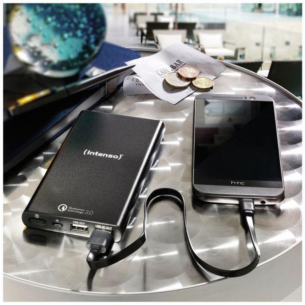 USB Powerbank INTENSO 7334530 Q10000, 10.000 mAh, schwarz - Produktbild 7