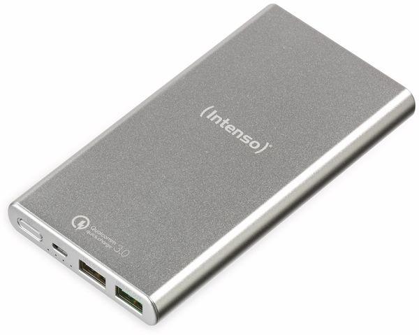 USB Powerbank INTENSO 7334531 Q10000, 10.000 mAh, silber