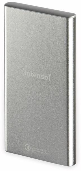 USB Powerbank INTENSO 7334531 Q10000, 10.000 mAh, silber - Produktbild 2