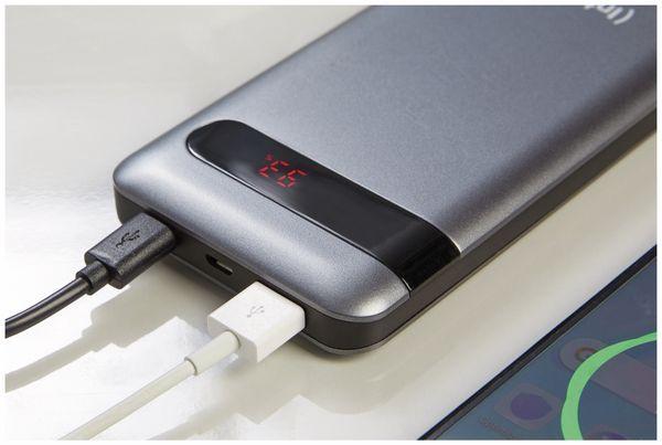 USB Powerbank INTENSO 7332330 PD10000, 10.000 mAh, schwarz - Produktbild 2