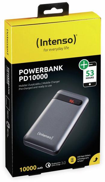 USB Powerbank INTENSO 7332330 PD10000, 10.000 mAh, schwarz - Produktbild 6