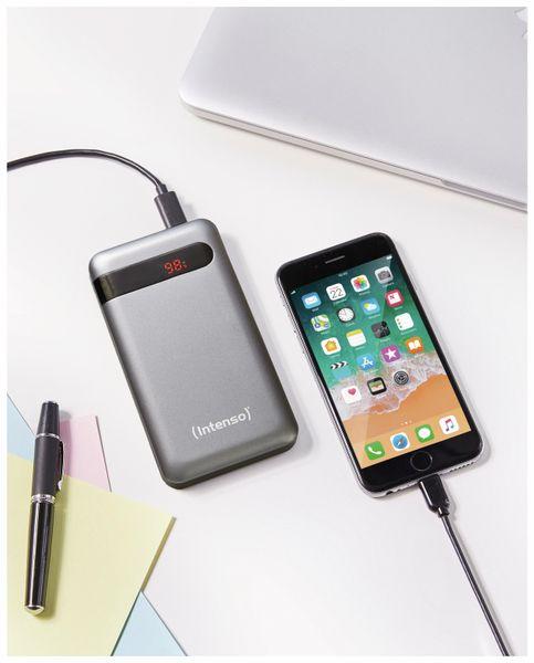 USB Powerbank INTENSO 7332330 PD10000, 10.000 mAh, schwarz - Produktbild 8