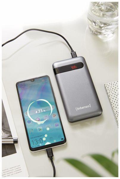 USB Powerbank INTENSO 7332330 PD10000, 10.000 mAh, schwarz - Produktbild 9