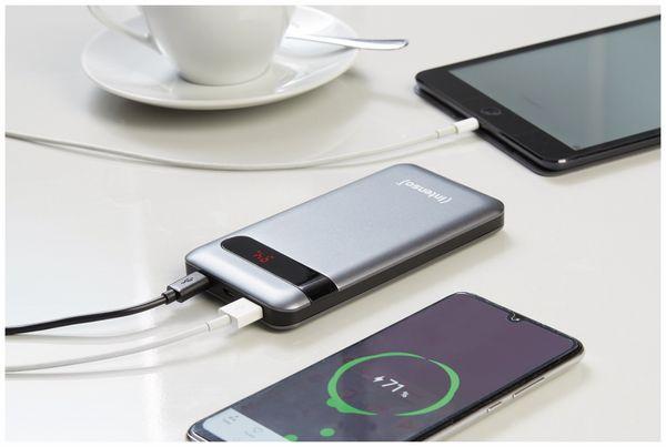 USB Powerbank INTENSO 7332330 PD10000, 10.000 mAh, schwarz - Produktbild 10