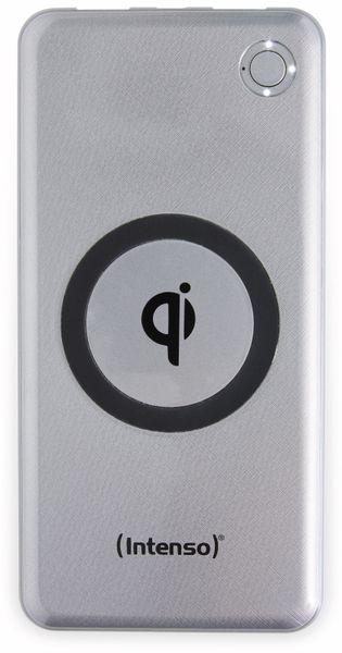 USB Powerbank INTENSO 7342531 WP10000, 10.000 mAh, silber