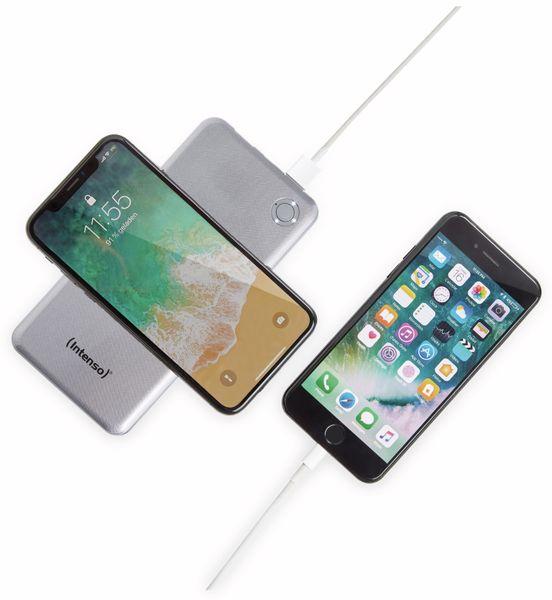 USB Powerbank INTENSO 7342531 WP10000, 10.000 mAh, silber - Produktbild 4