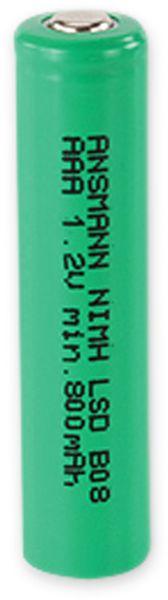 NiMH-Micro-Akku ANSMANN maxE, 800 mAh, 1,2 V-