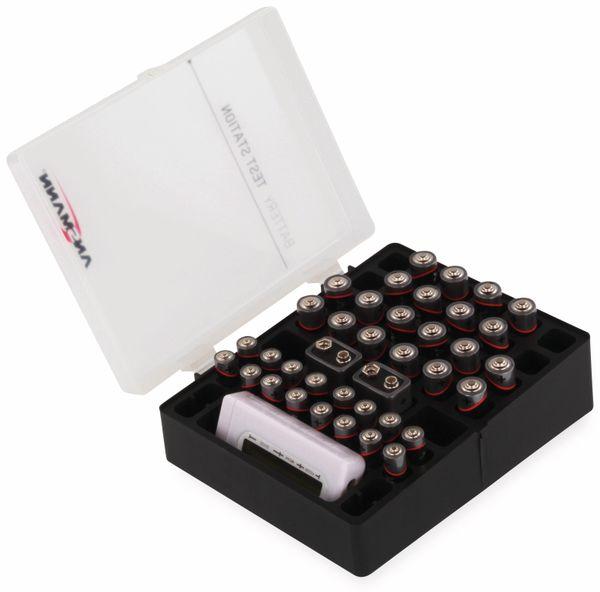 Batteriebox ANSMANN mit Batterie-Tester - Produktbild 2