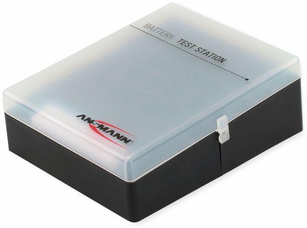 Batteriebox ANSMANN mit Batterie-Tester - Produktbild 3