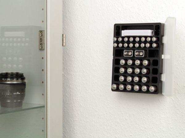 Batteriebox ANSMANN mit Batterie-Tester - Produktbild 4