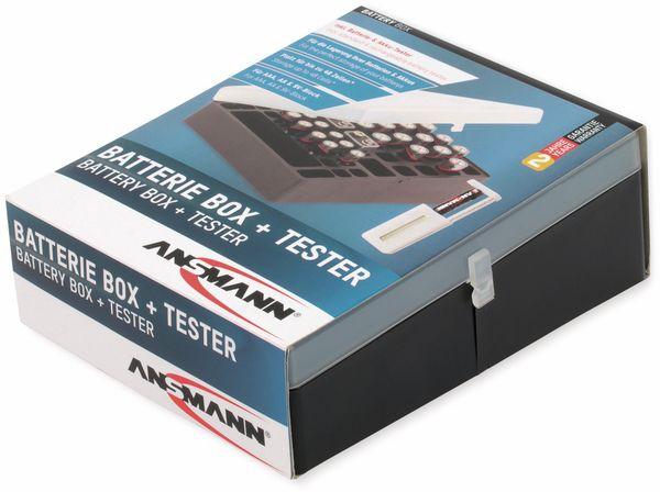 Batteriebox ANSMANN mit Batterie-Tester - Produktbild 6
