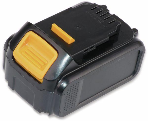 Werkzeugakku XCELL für Dewalt, 18 V-, 3 Ah, Li-Ion, DCB180