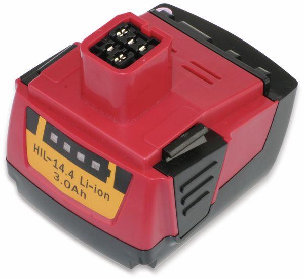 Werkzeugakku XCELL für Hilti, 14,4 V-, 3 Ah, Li-Ion, B144
