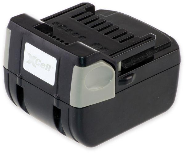 Werkzeugakku XCELL für Hitachi, 14,4 V-, 3 Ah, Li-Ion, BSL1430