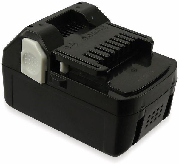 Werkzeugakku XCELL für Hitachi, 18 V-, 4 Ah, Li-Ion, BSL1830 - Produktbild 2