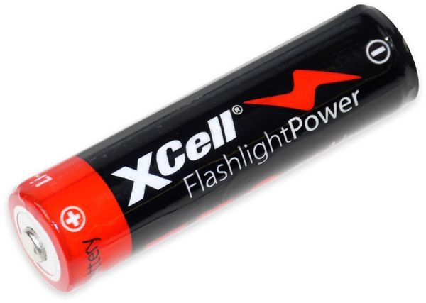 LiIon-Akku XCELL 14500H-750, 3,7 V-, 750 mAh - Produktbild 2