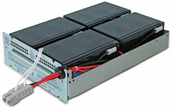 Blei-Akkumulator, 12 V-, 5,6 Ah, geeignet für APC RBC24