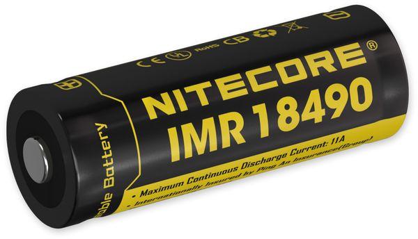 LiIon-Akku NITECORE 18490 IMR, 3,7 V-, 1100 mAh