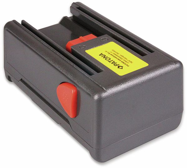 Werkzeugakku PATONA, 18 V-, 1,5 Ah, für Gardena Akku 8834-20 - Produktbild 2