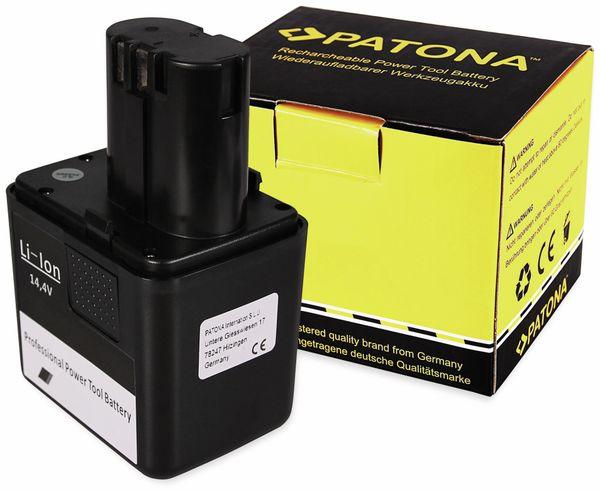 Werkzeugakku PATONA, 14,4 V-, 3 Ah, für Gesipa Akku 4000813080 - Produktbild 5