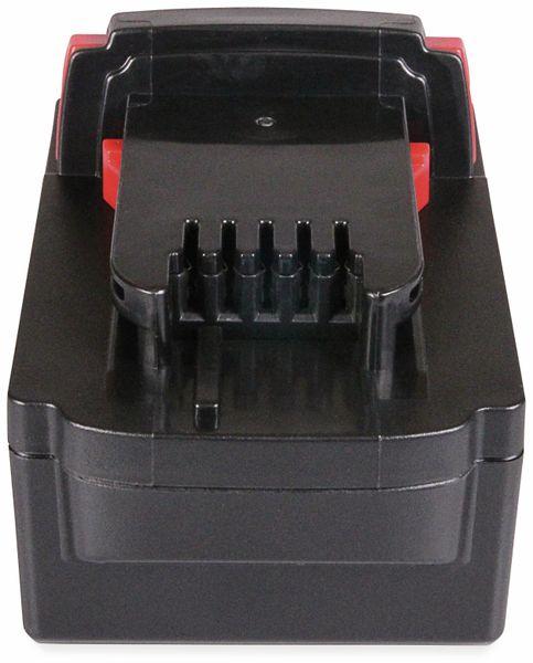 Werkzeugakku PATONA, 18 V-, 4 Ah, für Milwaukee Akku M18, 48-11-1828 - Produktbild 3