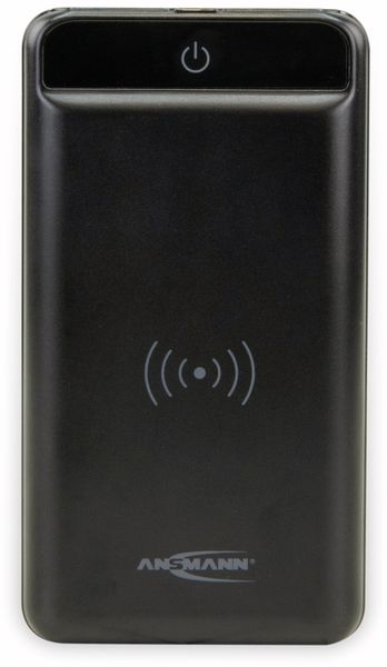 USB Powerbank ANSMANN Wireless 8.0, 8.000 mAh