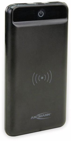 USB Powerbank ANSMANN Wireless 8.0, 8.000 mAh - Produktbild 2