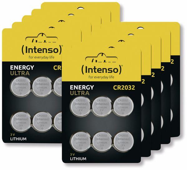 60er Lithium-Knopfzellen-Set INTENSO CR2032