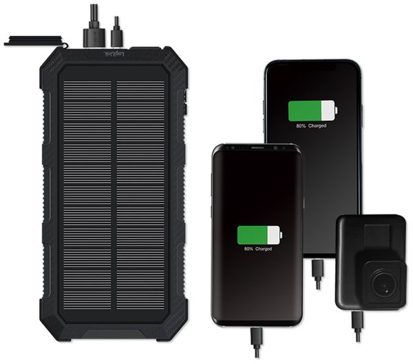USB Powerbank LOGILINK PA0250, 24.000 mAh - Produktbild 5