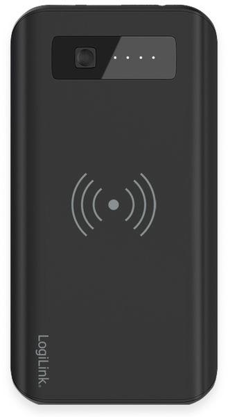 USB Powerbank LOGILINK PA0251, 20.000 mAh, mit Qi-Aufladefunktion - Produktbild 3