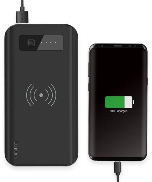 USB Powerbank LOGILINK PA0251, 20.000 mAh, mit Qi-Aufladefunktion - Produktbild 8