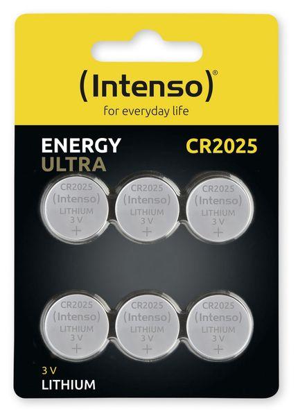 60er Lithium-Knopfzellen-Set INTENSO CR2025, - Produktbild 2