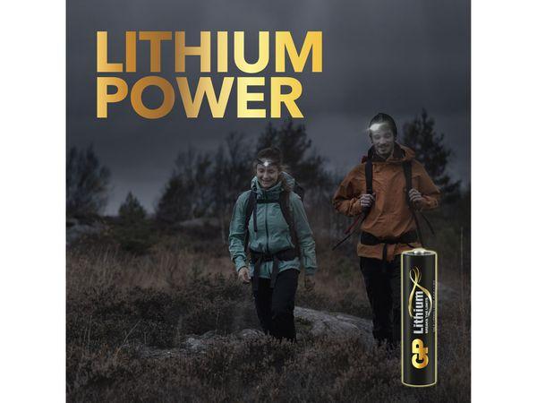 Micro-Batterie GP EXCELLENT Lithium, 4 Stück - Produktbild 11