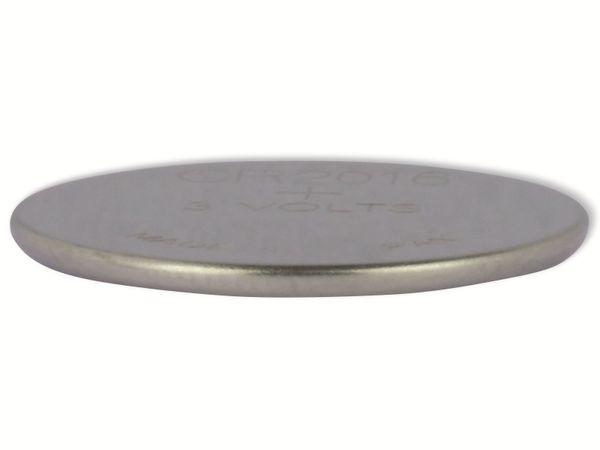 Knopfzelle, GP, CR2016, Lithium, 3 V, 2 St. - Produktbild 4