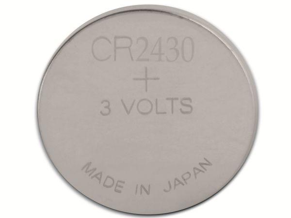 Knopfzelle, GP, CR2430, Lithium, 3 V, 2 St. - Produktbild 4