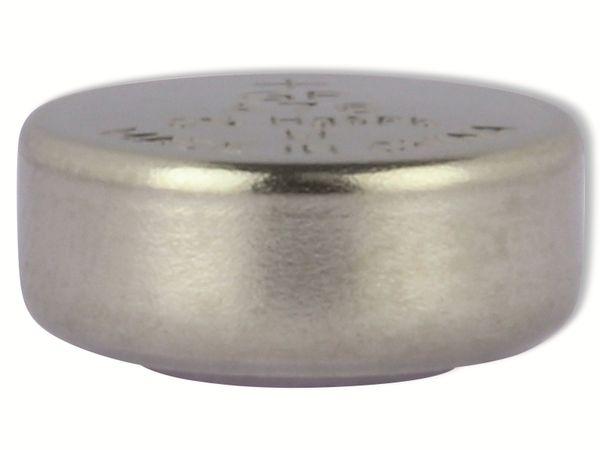 Knopfzelle GP LR44, Alkaline, 1,5 V-, 5 Stück - Produktbild 5