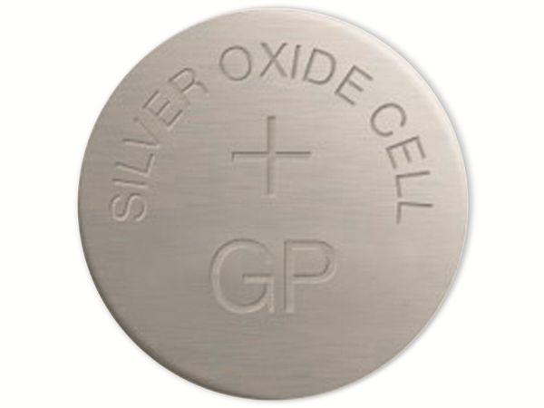 Knopfzelle GP SR66 / 377F, 1,55V, Silberoxid