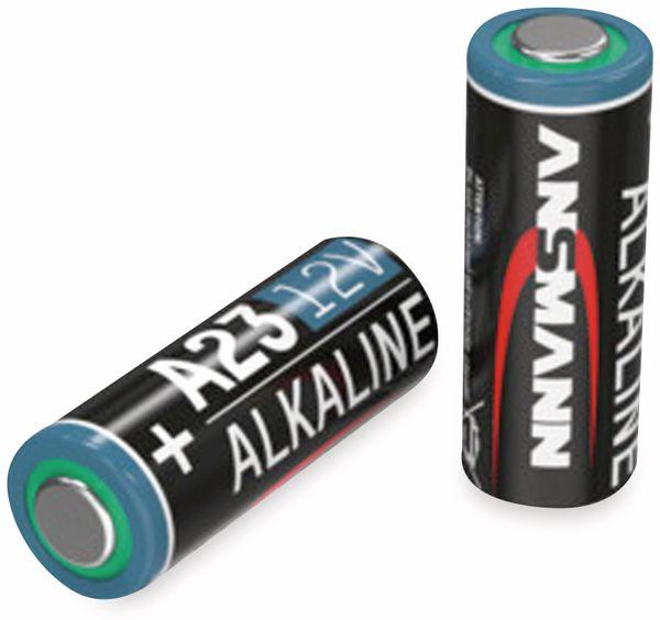 8er Set 12V Alkaline-Batterie ANSMANN A23 / LR23
